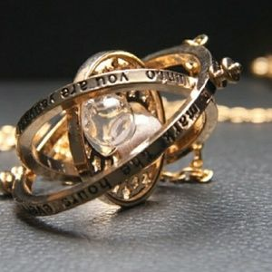 Jewelry - 5 for $35! Time travel? Time Turner Harry potter
